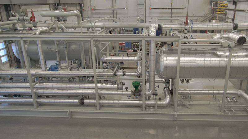 12,000 bbl/d Condensate Stabilizer Package