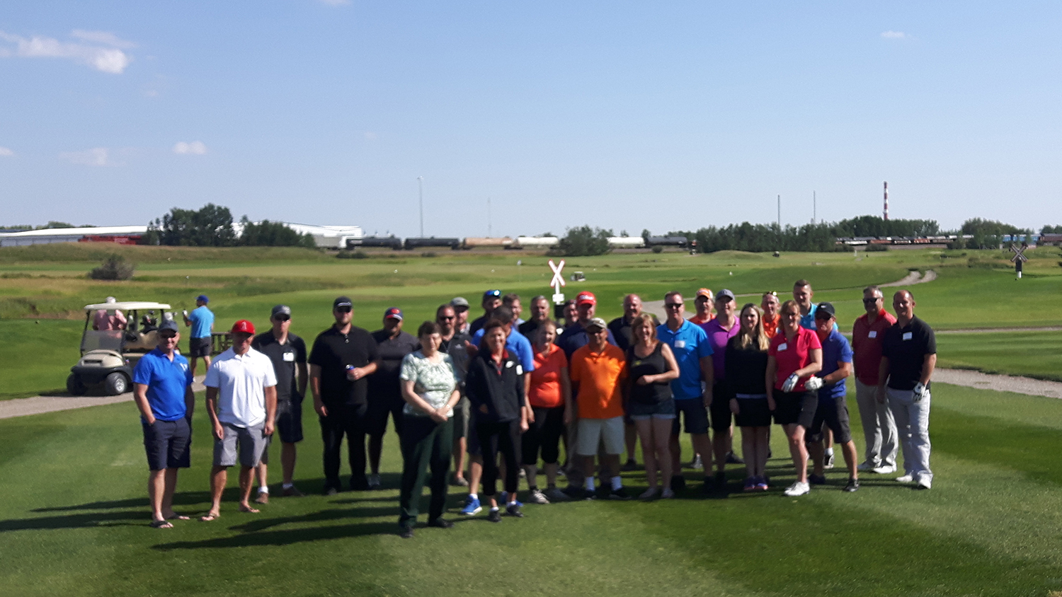 2017 Startec's Employee Golf Event – 5th Annual John Anton Memorial