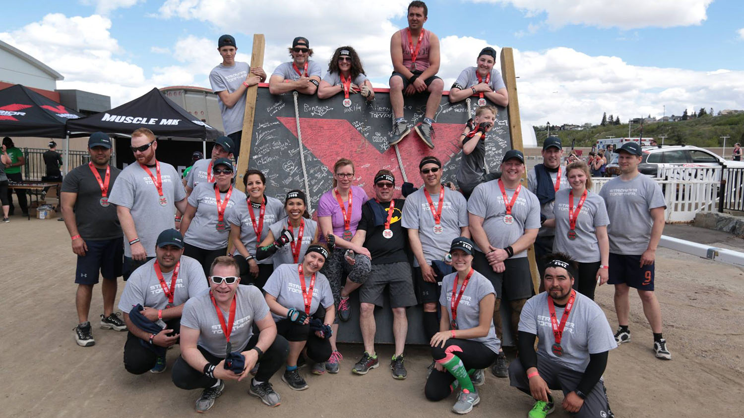 Startec Shows True Maverick Spirit at the X Warrior Challenge event in Calgary