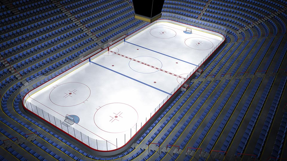 New Arena Design & Construction